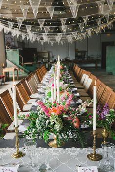 Berliner Loft Hochzeit