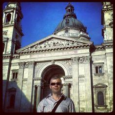 """@kelex_2x's photo: """"Budapest, Szent István bazilika #Budapest #Hungary #city #Magyarország #város"""""""