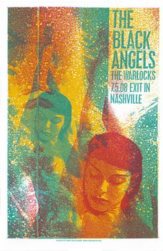 Black Angels/ The Warlocks