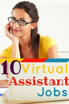 These 10 companies hire virtual assistants to help busy professionals and business owners. If you're organized and great at getting things done, a work from home Virtual Assistant job may be perfect for you!
