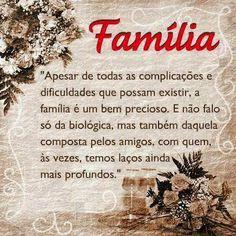 Família - Amigos