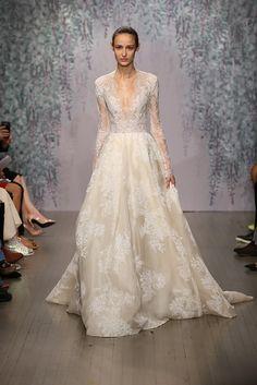 Vestido Novia 2016 Monique Lhuiller - #vestidonovia #boda #inspiracionboda