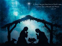 """The angel said, """"Don't be afraid. I'm here to announce a great and joyful event that is meant for everybody, worldwide: A Savior has just been born in David's town, a Savior who is Messiah and Master."""" Luke 2"""