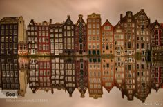 Amsterdam by MarcelWitte デンマーク
