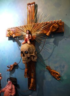 The Skull Show by Tokyo Jesus at Alice to Mamenoki, Koenji 7