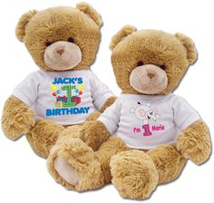 Personalized+Party+Bear+-+%23Christmas+%23ideas