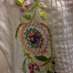 #bordado embrodery linho lino