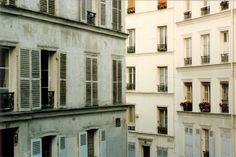 Montmarte, by Jennie Hatherley