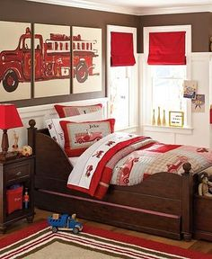 Orange And Turquoise Big Boy Room Project Nursery. Bulldozer Bed Home In 2019 Bed Bedroom Room. Tire Shelves Many More Ideas For Recycling Old . Home and Family Bedroom Themes, Kids Bedroom, Bedroom Decor, Kids Rooms, Boy Rooms, Lego Bedroom, Room Kids, 3 Year Old Boy Bedroom Ideas, Bedding Decor