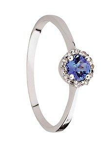 Tanzanite - Rings: White Gold Tanzanite and Diamond Ring! Tanzanite Rings, Rings Online, Jewelery, Sapphire, White Gold, Engagement Rings, Diamond, Gifts, Stuff To Buy