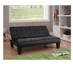 Convertible-Sleeper-Sofa-Lounger-Game-Chair-Bed-Mattress-Futon-Frame-Full