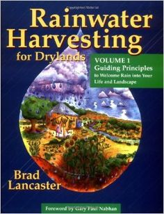 Rainwater Harvesting for Drylands (Vol. 1): Guiding Principles to Welcome Rain into Your Life And Landscape