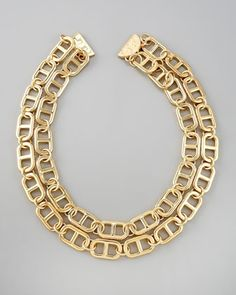 #tory #burch #chain #necklace