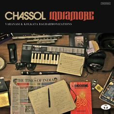 Indiamore - Chassol // 2013 // Tricatel // Antoine De Maximy + Piano