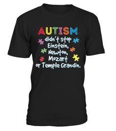 Autism Awareness T-Shirt  Funny Disability T-shirt, Best Disability T-shirt