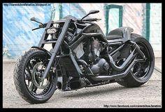 Car & Bike Fanatics: Custom Harley Davidson V-ROD Muscle Bike