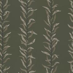 Tapetti Sandberg Pil tummanvihreä/beige m, non-woven Berg, Curtains, Shower, Prints, Rain Shower Heads, Blinds, Showers, Draping, Picture Window Treatments