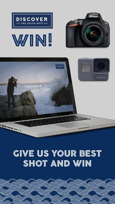 We've created a new group to promote the whole of the South West of England and, to celebrate, are hosting a to give away a Nikon camera, a GoPro and canvas prints! Join and find out more details. Devon Holidays, Camera Nikon, Holiday Destinations, Gopro, Competition, Infographic, Join, England, Canvas Prints
