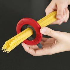 Spaghetti Measure. need this. I never get it right :D
