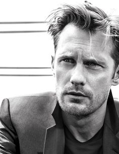 askarslibrary:  Alex photographed by Nathaniel... | Alexander Skarsgard is Beautiful