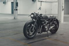 Playing Hookie: Nico Mueller's killer CB750