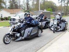 The Conquest Handicap Accessible Motorcycle Photos