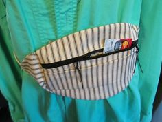 Fanny Pack/Bum Bag for the Free Spirited by ClemmieVs on Etsy, $15.00