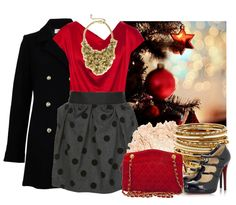 Christmas party outfits 21 #outfit #style #fashion