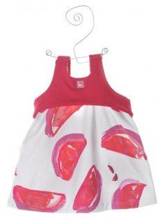 AL AGUA PATOS // Vestido Rojo Sandias