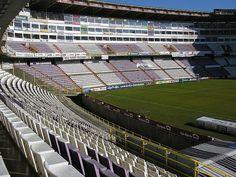 """""""Estádio José Zorrilla"""". #Valladolid, Espanha."""