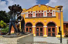 Centro de las Artes Joaquin Rosa Manati,P.R.