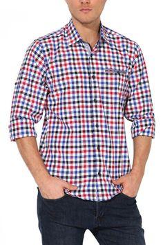 G502 Dewberry Shirt (Dark Blue)   Brandsfever