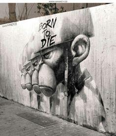 NAscido para morrer #simios #humans #all