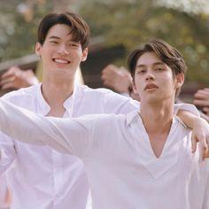 Line Tv, Jungkook Cute, College Boys, Thai Drama, Real Couples, Boys Who, Love Story, Boyfriend, Romantic