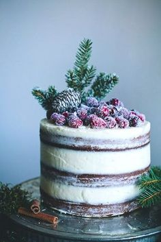 18 Small Rustic Wedding Cakes For Perfect Country Reception ❤ The most yummy and fun part of any wedding is a cake. If you want to save some cash pay attention to small rustic wedding cakes. See more: http://www.weddingforward.com/small-rustic-wedding-cakes/ #weddings #rusticcakes