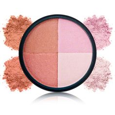 For a natural glow, use Jane Iredale's Rose Dawn Bronzer