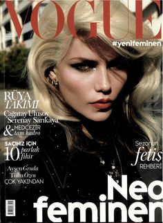 Vogue Turkey October 2014