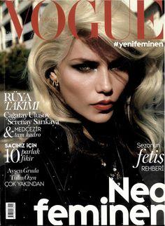 Vogue Turkey October 2014