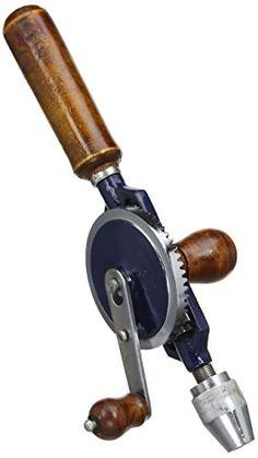 Quality 290mm Silverline Hardwood Double Pinion Hand Drill Heavy Duty Tool Silverline http://www.amazon.com/dp/B000LFXJAC/ref=cm_sw_r_pi_dp_mCV.wb0WYXPG4
