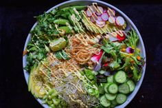 Everything You Need Veggie Bowl - FoodByMaria