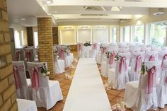 Weddings at Wyboston Lakes... this picture is taken from our Willows Venue where we have the license for civil ceremonies.  For more information, please visit http://www.wybostonlakes.co.uk/wedding-venue.aspx#1