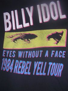 Billy Idol, Rebel Yell