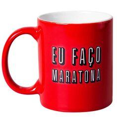 Caneca-Serie-Eu-Faco-Maratona-Relax-330-Ml Mug Designs, Tatoos, Geek Stuff, Lettering, Tea, Mugs, Coffee, Tableware, Netflix