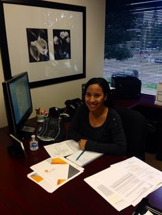 HMA welcomes back Tenoka Hudson after her maternity leave! We are so happy to have you back Tenoka. We missed you!
