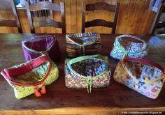 Kulturtasche kostenlose Nähanleitung
