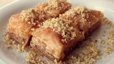 Turkish Baklava Recipe | Traditional Baklawa Recipe (from store bought Filo Dough)