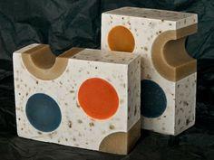 soap design by pasito a pasito. #soap #design #sculpted