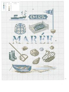 Nautical motifs