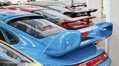 BBC Autos - Porsche's secret stash - at the Porsche Museum - spoilers