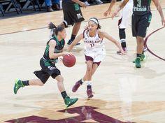 Texas Aggie women's basketball: Powerhouse or Waffle House? #aggiewbb #examinercom
